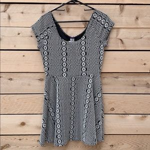 🆕 Hot Gal Women's Print Dress
